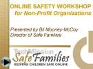 Online Safety Workshop Presentation for Nonprofits
